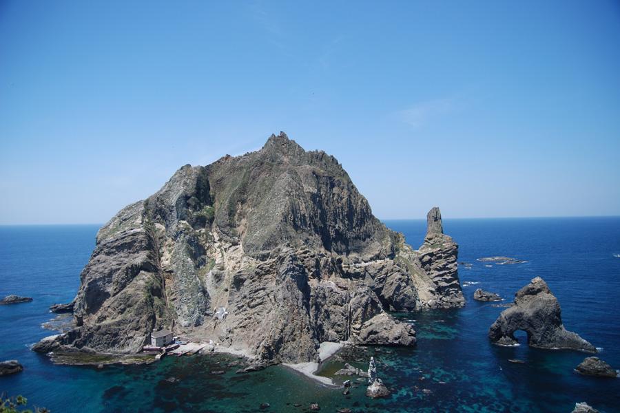 Dokdo-West Isle