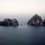Dokdo-from the sky