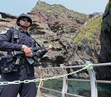 South begins Navy drills to defend Dokdo islets