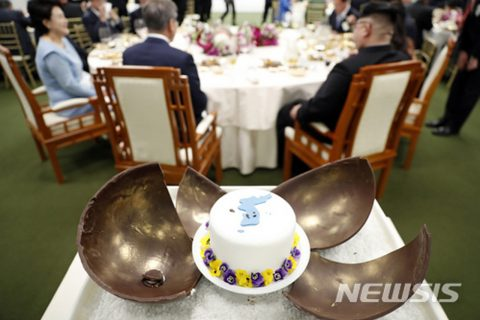 Japan protests S. Korea's plan to offer dessert featuring Dokdo at summit dinner